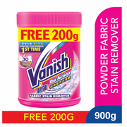 Power O2 Fabric Stain Remover 900g+200g (#)