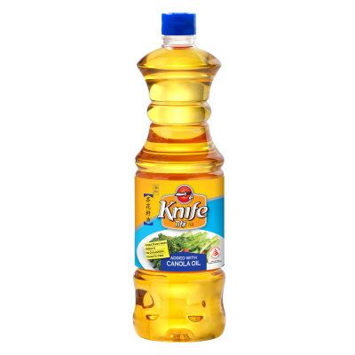 Added With Canola Oil 1L
