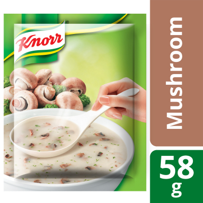 Cream of Mushroom Soup Mix 58g