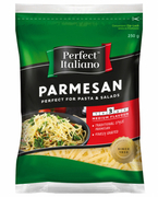 Parmesan Traditional - Grated 250g