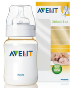 PES Bottle 260ml 2H 1M+