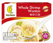 Premium Whole Shrimp Wonton 144g