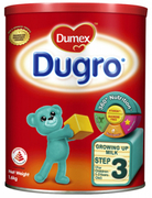 Dugro Regular Step 3 Baby Milk Formula 1.6kg