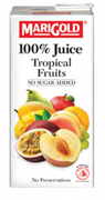 100% Juice Tropical Fruits 1L (#)