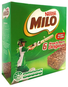 Milo Energy Snack Original Bar 6s X 21g (#)