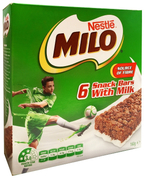 Milo Energy Snack Milk Bar 6s X 27g (#)
