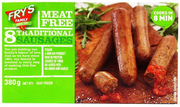 Vegetarian Traditional Sausages 380g