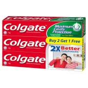 Toothpaste - Icy Cool Mint 3sX175g