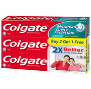 Toothpaste - Fresh Cool Mint 3sX175g