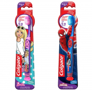 Kids Toothbrush Barbie/Spiderman Ultra Soft 5-9Yrs