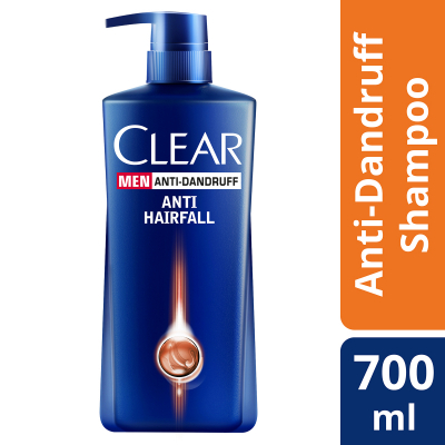 Anti Hair Fall Anti-Dandruff Shampoo 700ml