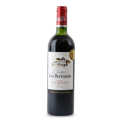 Chateau Les Bertrands 750ml