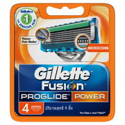 Fusion ProGlide Power Razor Cartridges Refill 4s