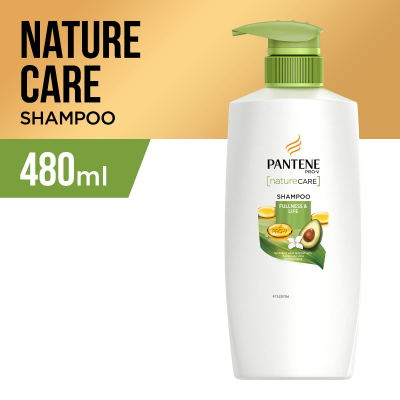 Nature Care Fullness & Life Shampoo 480ml