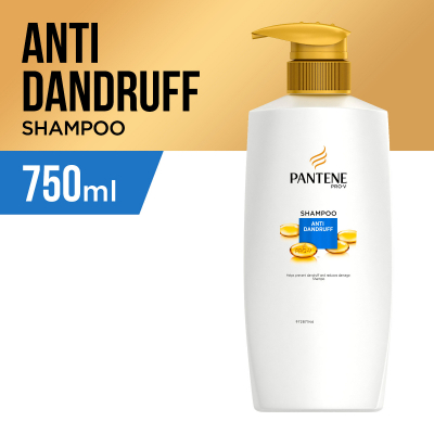 Anti Dandruff Shampoo 750ml