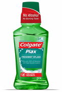 Plax Mouthwash Freshmint Splash 250ml