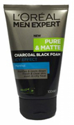Pure&Matte Charcoal Black Icy Foam 100ml