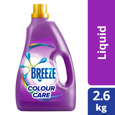 Colour Care Liquid Detergent 2.6Kg