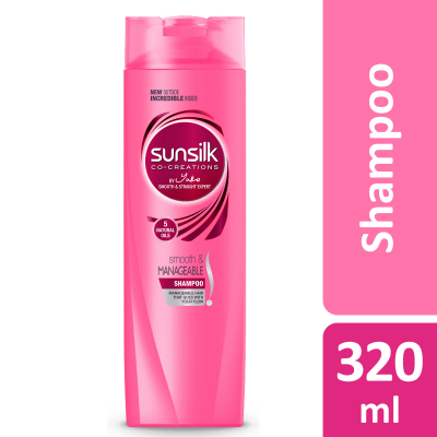 Smooth & Manageable Shampoo 320ml