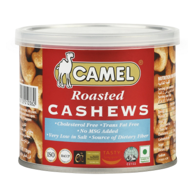 Roasted Cashew Nuts 130g