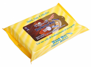 Wood Wet Floor Wipes - 15s