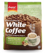 3 In 1 White Coffee Roasted Hazelnut 15sX36g