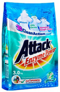 Laundry Powder - Enzyme Power 3kg