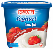 Low Fat Yoghurt Strawberry 1kg