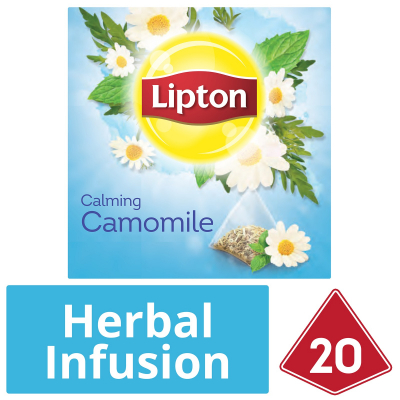 Pyramid Tea Calming Camomile 20sX2g