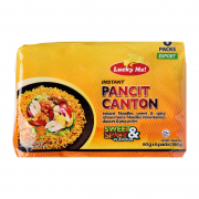 Instant Pancit Canton Sweet&Spicy 6sX60g