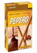 Pepero Stick Biscuit Nude 50g