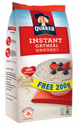 Instant Oatmeal Refill 800g+200g Free