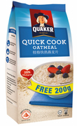 Quick Cook Oatmeal 800g+200g Free