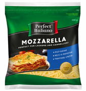 Mozzarella Grated 450g