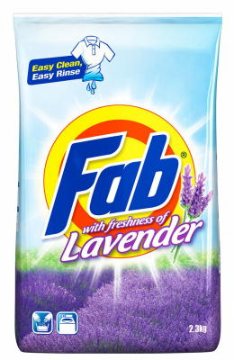 Laundry Powder Freshness of Lavender 2.3kg