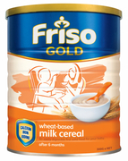 Gold Wheat Milk Cereal 300g