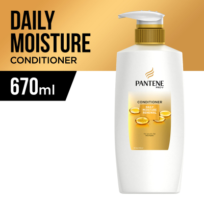 Daily Moisture Renewal Conditioner 670ml