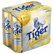Radler Beer Lemon 6sX330ml