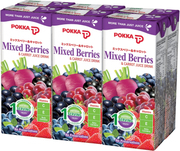 Mixed Berries & Carrot Drink 6sx250ml
