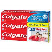 Toothpaste - Great Regular Flavor 3sX175g