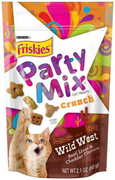 Party Mix Wild West - Beef, Liver & Cheddar 60g