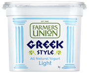 Greek Style Yogurt Light 1kg