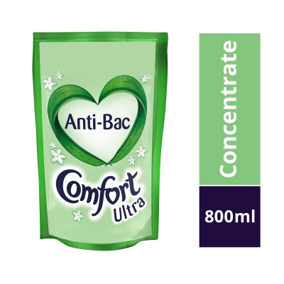 Concentrate Ultra Anti Bacteria Fabric Softener Refill 800ml