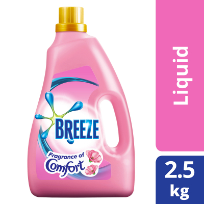 Fragrance of Comfort Liquid Detergent 2.5Kg