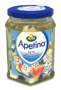 Feta in Oil W/ Herb & Spices 275g