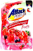 Laundry Liquid Refill - Perfume Fruity 1.4kg