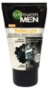 Turbo Light Dbl Deep Cleanser Black 100ml