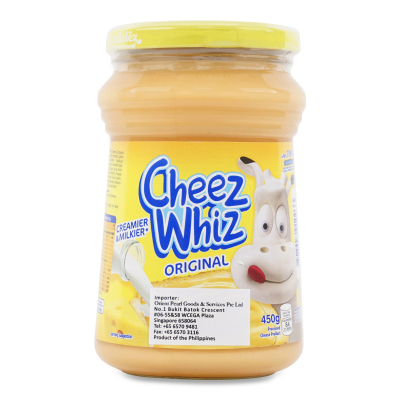 Original Cheese Spread 450g