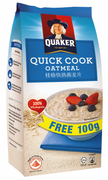 Quick Cook Oatmeal 800g+Free 100g