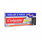 Toothpaste Total 12 - Charcoal Deep Clean 2sx150g